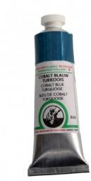 Kobaltblau türkis
