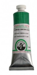 Old Holland Ölfarbe - Chromoxidhydratgrün hell