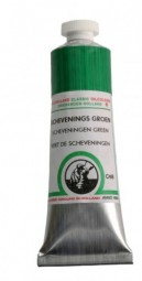 Old Holland Ölfarbe - Scheveningengrün, Phthalogrün