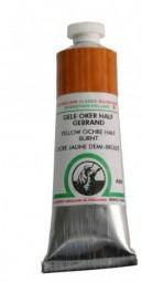 Old Holland Ölfarbe - Gelber Ocker halb gebrannt