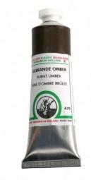 Old Holland Ölfarbe - Umbra gebrannt